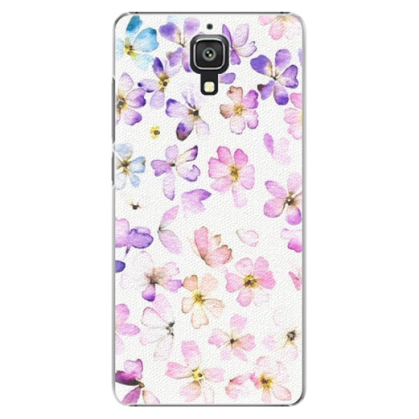 Plastové pouzdro iSaprio - Wildflowers - Xiaomi Mi4