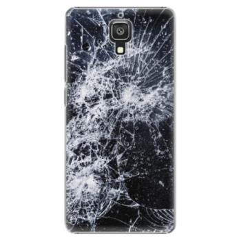 Plastové pouzdro iSaprio - Cracked - Xiaomi Mi4