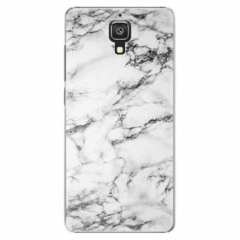 Plastové pouzdro iSaprio - White Marble 01 - Xiaomi Mi4