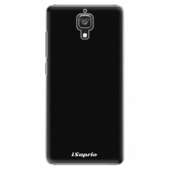 Plastové pouzdro iSaprio - 4Pure - černý - Xiaomi Mi4