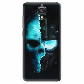 Plastové pouzdro iSaprio - Roboskull - Xiaomi Mi4