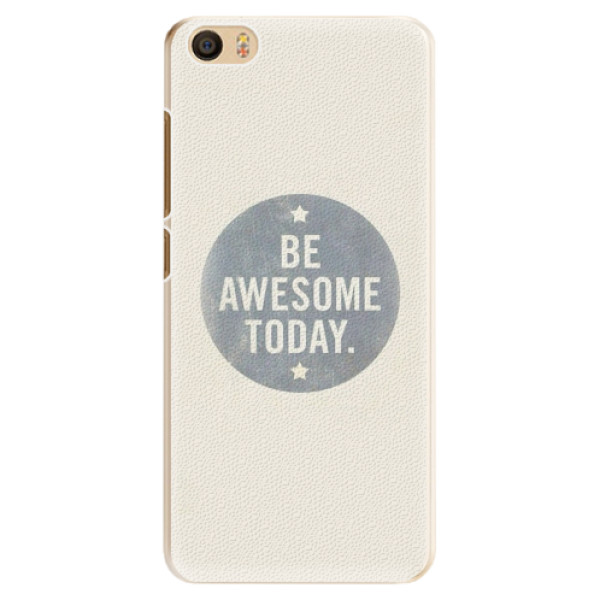 Plastové pouzdro iSaprio - Awesome 02 - Xiaomi Mi5