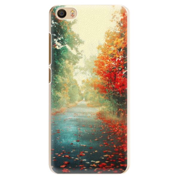 Plastové pouzdro iSaprio - Autumn 03 - Xiaomi Mi5