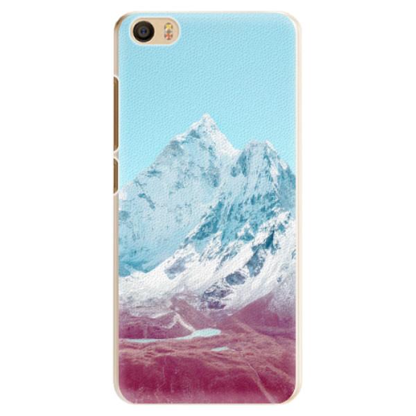 Plastové pouzdro iSaprio - Highest Mountains 01 - Xiaomi Mi5