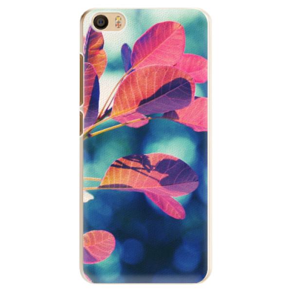 Plastové pouzdro iSaprio - Autumn 01 - Xiaomi Mi5