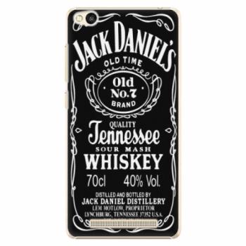 Plastové pouzdro iSaprio - Jack Daniels - Xiaomi Redmi 3