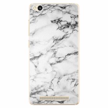 Plastové pouzdro iSaprio - White Marble 01 - Xiaomi Redmi 3
