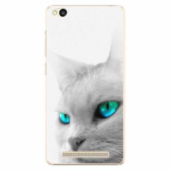 Plastové pouzdro iSaprio - Cats Eyes - Xiaomi Redmi 3