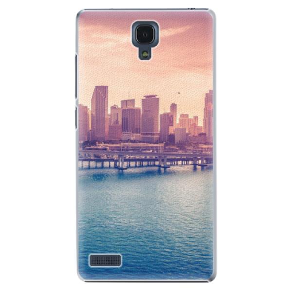 Plastové pouzdro iSaprio - Morning in a City - Xiaomi Redmi Note