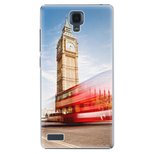 Plastové pouzdro iSaprio - London 01 - Xiaomi Redmi Note