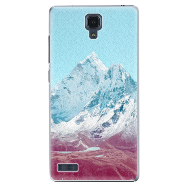 Plastové pouzdro iSaprio - Highest Mountains 01 - Xiaomi Redmi Note