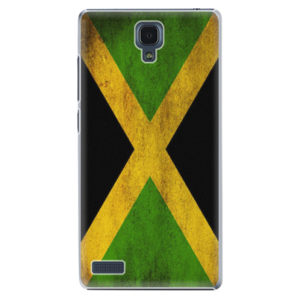 Plastové pouzdro iSaprio - Flag of Jamaica - Xiaomi Redmi Note