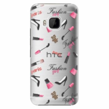 Plastové pouzdro iSaprio - Fashion pattern 01 - HTC One M9