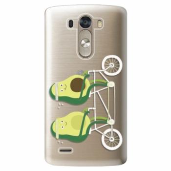 Plastové pouzdro iSaprio - Avocado - LG G3 (D855)