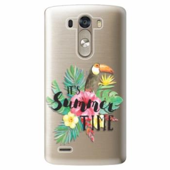 Plastové pouzdro iSaprio - Summer Time - LG G3 (D855)