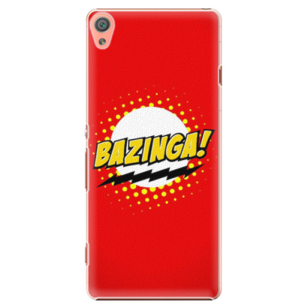 Plastové pouzdro iSaprio - Bazinga 01 - Sony Xperia XA