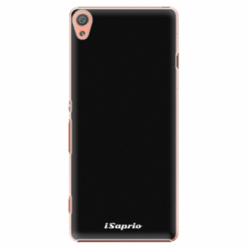 Plastové pouzdro iSaprio - 4Pure - černý - Sony Xperia XA