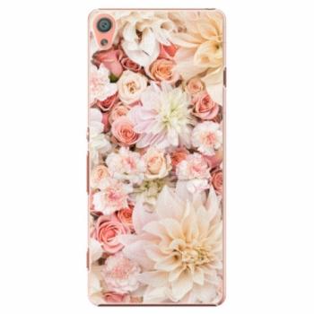 Plastové pouzdro iSaprio - Flower Pattern 06 - Sony Xperia XA