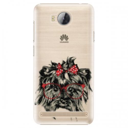 Plastové pouzdro iSaprio - Dog 03 - Huawei Y3 II