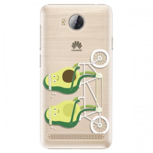 Plastové pouzdro iSaprio - Avocado - Huawei Y3 II