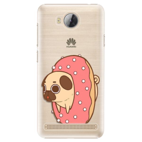 Plastové pouzdro iSaprio - Dog 04 - Huawei Y3 II