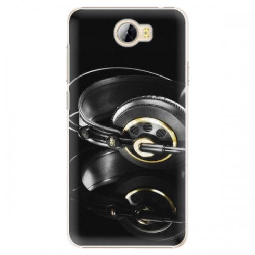 Plastové pouzdro iSaprio - Headphones 02 - Huawei Y5 II / Y6 II Compact