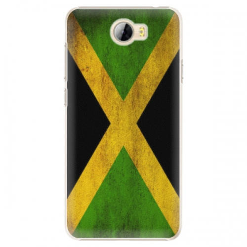 Plastové pouzdro iSaprio - Flag of Jamaica - Huawei Y5 II / Y6 II Compact