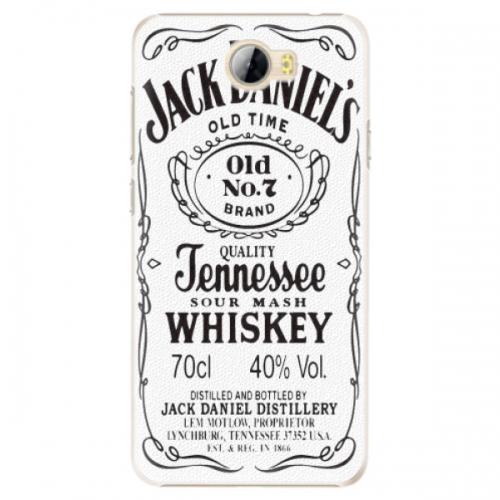 Plastové pouzdro iSaprio - Jack White - Huawei Y5 II / Y6 II Compact