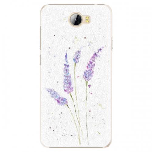 Plastové pouzdro iSaprio - Lavender - Huawei Y5 II / Y6 II Compact