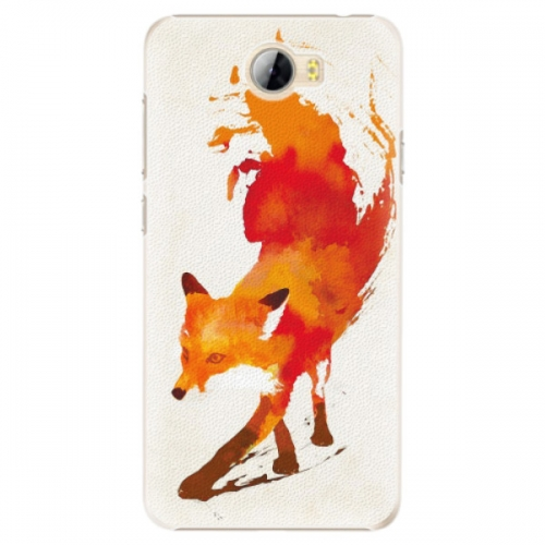 Plastové pouzdro iSaprio - Fast Fox - Huawei Y5 II / Y6 II Compact
