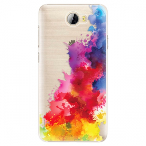 Plastové pouzdro iSaprio - Color Splash 01 - Huawei Y5 II / Y6 II Compact