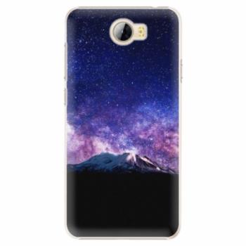 Plastové pouzdro iSaprio - Milky Way - Huawei Y5 II / Y6 II Compact