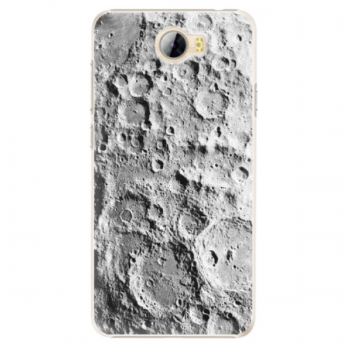 Plastové pouzdro iSaprio - Moon Surface - Huawei Y5 II / Y6 II Compact