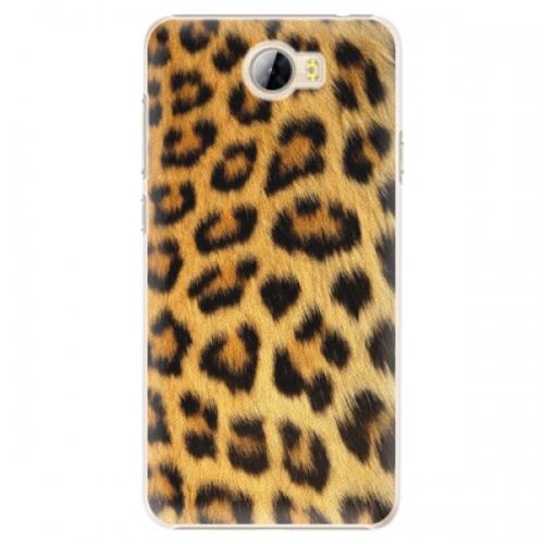 Plastové pouzdro iSaprio - Jaguar Skin - Huawei Y5 II / Y6 II Compact