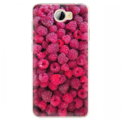 Plastové pouzdro iSaprio - Raspberry - Huawei Y5 II / Y6 II Compact