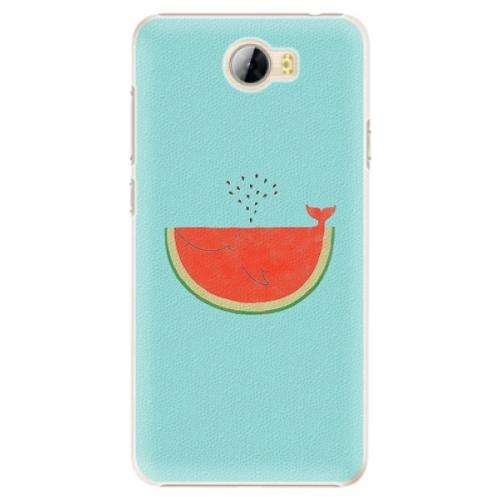 Plastové pouzdro iSaprio - Melon - Huawei Y5 II / Y6 II Compact