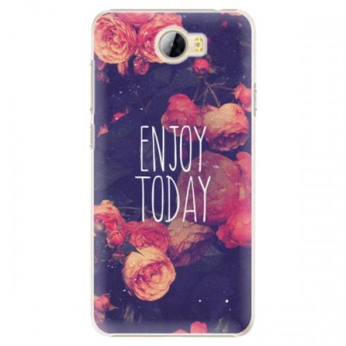 Plastové pouzdro iSaprio - Enjoy Today - Huawei Y5 II / Y6 II Compact