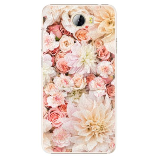 Plastové pouzdro iSaprio - Flower Pattern 06 - Huawei Y5 II / Y6 II Compact