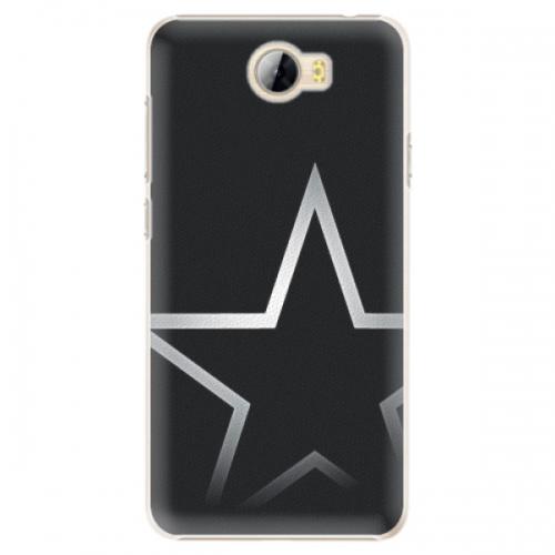 Plastové pouzdro iSaprio - Star - Huawei Y5 II / Y6 II Compact