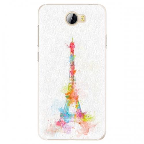 Plastové pouzdro iSaprio - Eiffel Tower - Huawei Y5 II / Y6 II Compact