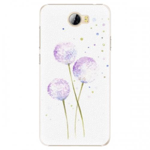 Plastové pouzdro iSaprio - Dandelion - Huawei Y5 II / Y6 II Compact