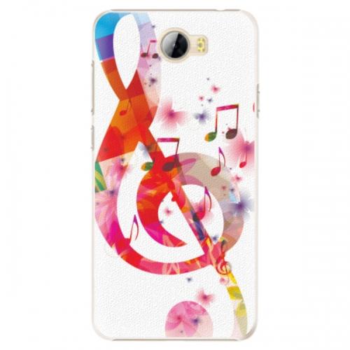 Plastové pouzdro iSaprio - Love Music - Huawei Y5 II / Y6 II Compact
