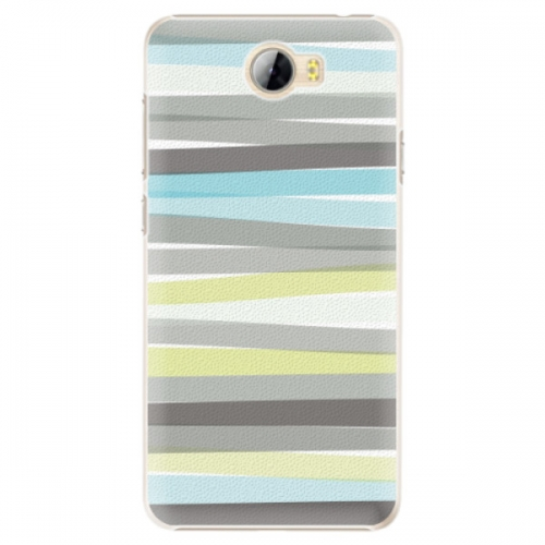 Plastové pouzdro iSaprio - Stripes - Huawei Y5 II / Y6 II Compact