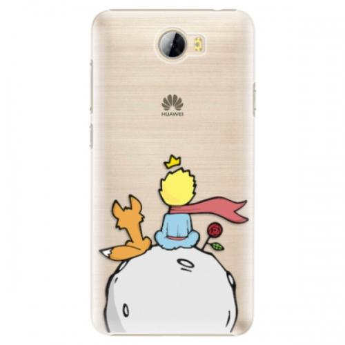 Plastové pouzdro iSaprio - Prince - Huawei Y5 II / Y6 II Compact