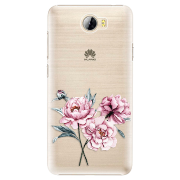 Plastové pouzdro iSaprio - Poeny - Huawei Y5 II / Y6 II Compact