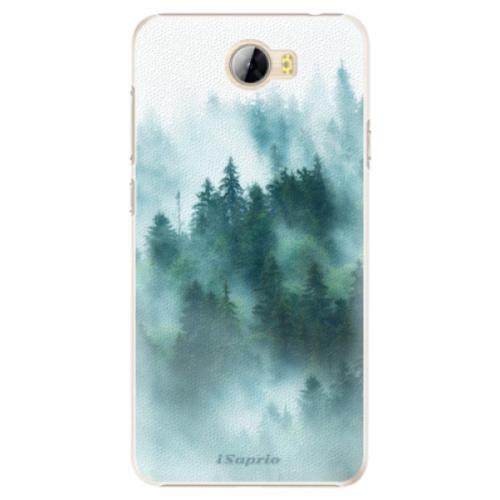 Plastové pouzdro iSaprio - Forrest 08 - Huawei Y5 II / Y6 II Compact