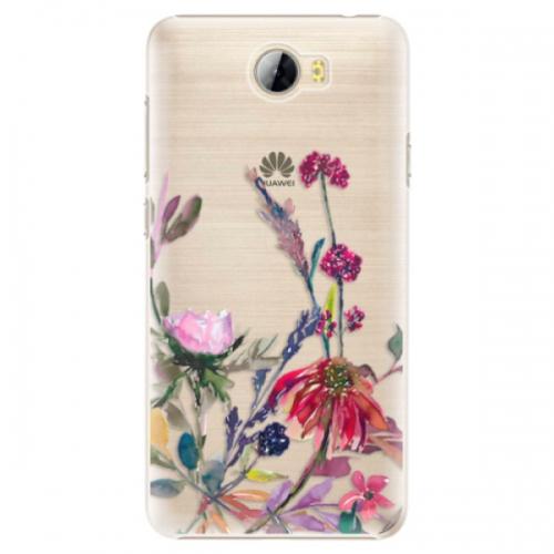 Plastové pouzdro iSaprio - Herbs 02 - Huawei Y5 II / Y6 II Compact