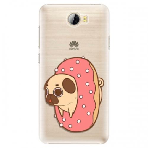 Plastové pouzdro iSaprio - Dog 04 - Huawei Y5 II / Y6 II Compact