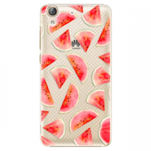 Plastové pouzdro iSaprio - Melon Pattern 02 - Huawei Y6 II