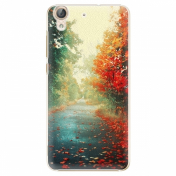 Plastové pouzdro iSaprio - Autumn 03 - Huawei Y6 II